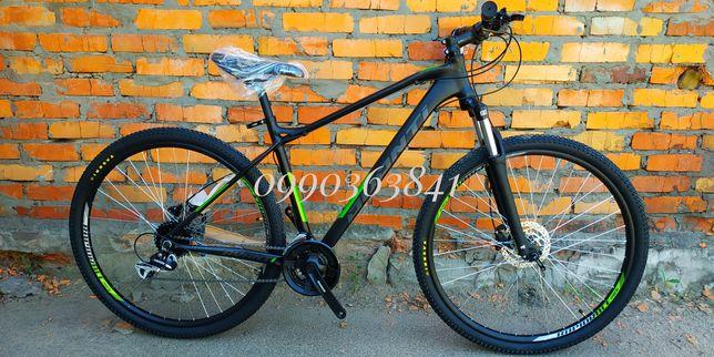 """Новый горный велосипед AVANTI CANYON PRO 29"""" рама 19"""" кассета Shimano"""