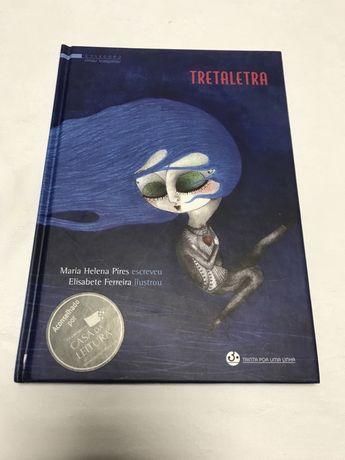 Livro Tretaletra de Maria Helena Pires