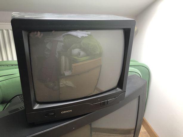 Mały telewizor kineskopowy sprawny