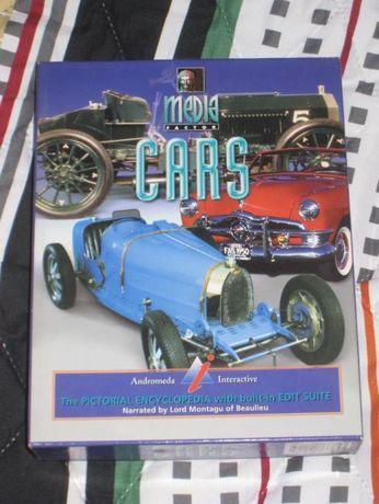 jogo pc encyclopedia automóvel + de 1000 carros cd-rom