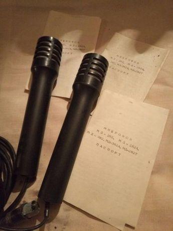 Микрофон, набір мікрофонів