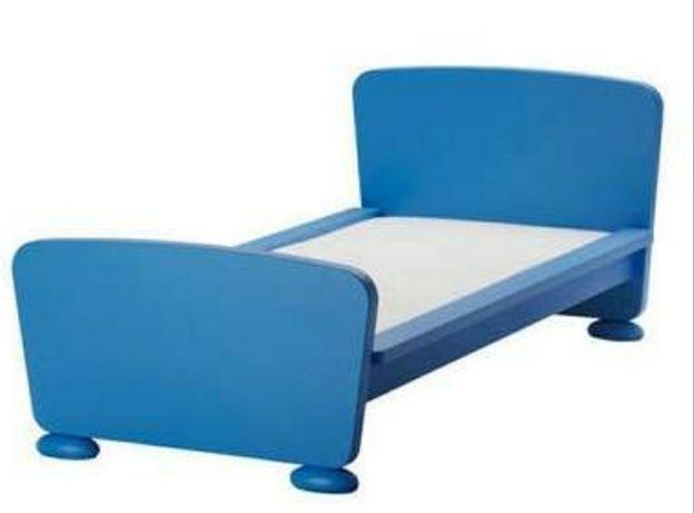 Sprzedam łóżko Mammut IKEA dziecięce