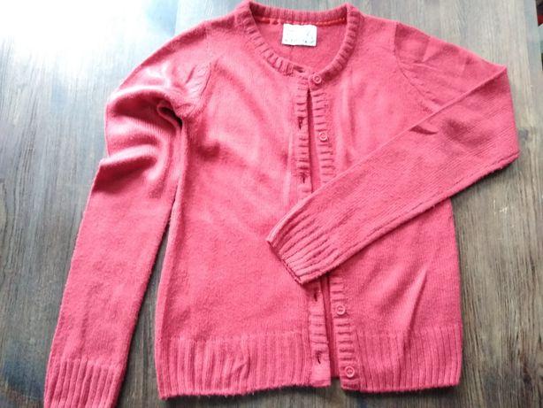 Sweterek 5-10-15 r.146 jak nowy