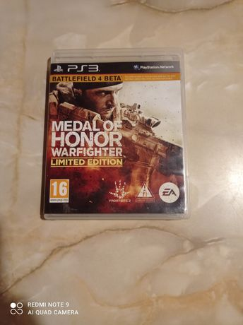 PS3 Medal of Honor Warfigter