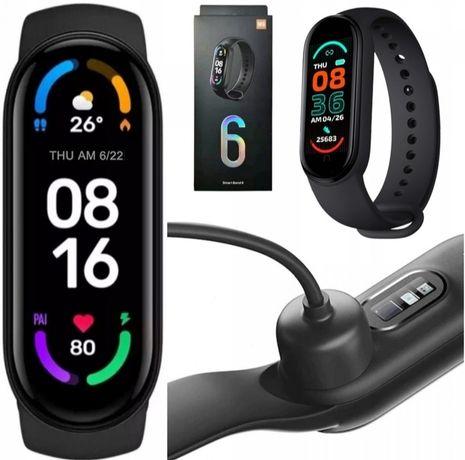 Smartband m6 opaska sportowa inteligenty zegarek tętno