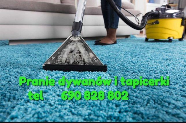 Pranie dywanów i tapicerek. Promocja auto99zl