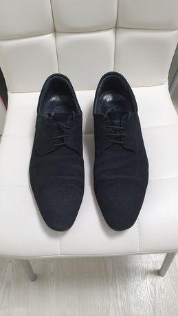 Туфлі. Шкіра. Туфли. Кожа. 44 розмір. 200грн.
