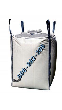 BIG BAG BAGI BEGI worki opakowania do wielokrotnego użytku 85x95x115
