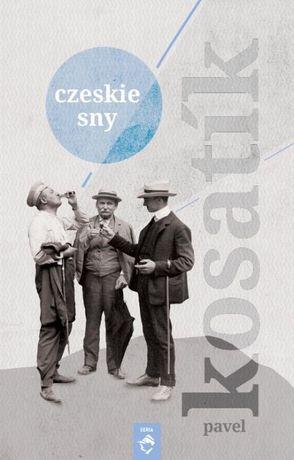 Czeskie sny - książka - NOWA