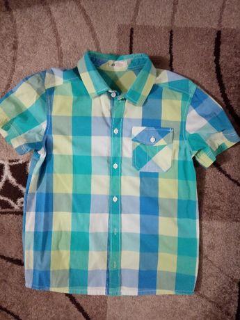 Рубашка для мальчика НМ 12-13лет, рост 158
