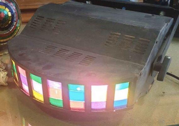 Aparelho de luzes Discoteca Bar