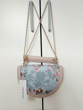 Mała torebka nerka do ręki New Forever