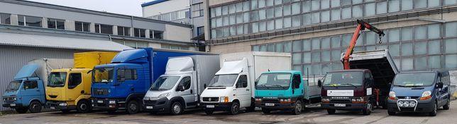 Usługi Transportowe Transport Sollo Winda  Bus Wywrotka Hds Tanio!!