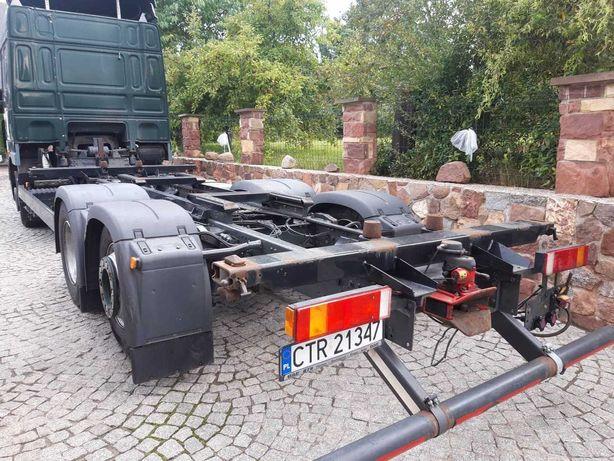 zabudowa BDF 6x2 DAF MAN Renault Scania VOLVO IVECO