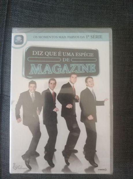Diz que é uma espécie de Magazine - Série 1