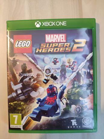 LEGO Marvel super Heroes 2 PL płyta Xbox one x s fat Xbox series x