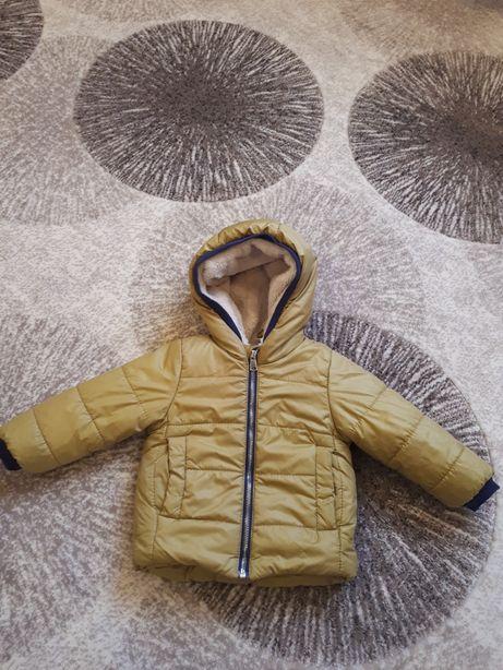 Демісизона куртка для хлопчика