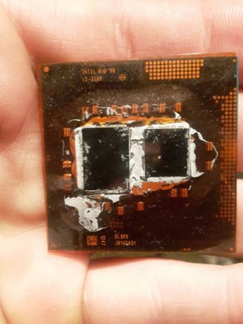 Intel i3 350м процессор