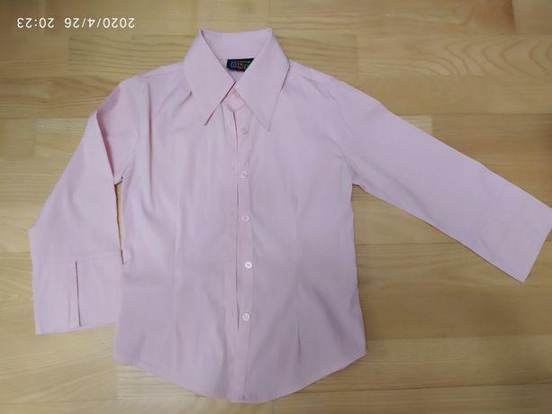 Школьная блузка для девочки р.134