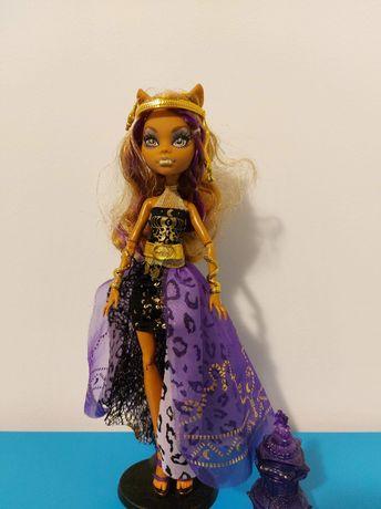 Lalka Mattel Monster High 13 Życzeń Clawdeen Wolf