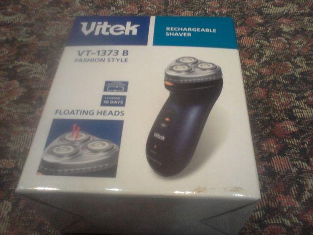 Электробритва аккумуляторная Vitek VT-1373 B - б/у.