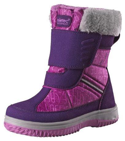 Lassie ботинки зимние на девочку Распродажа-30% 29,31,32,35