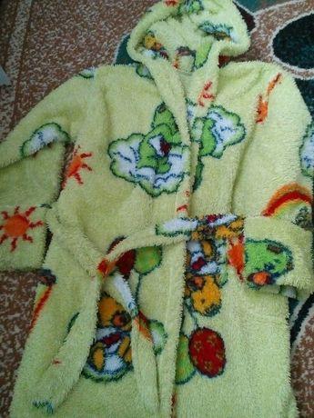 Дитячий банний халат