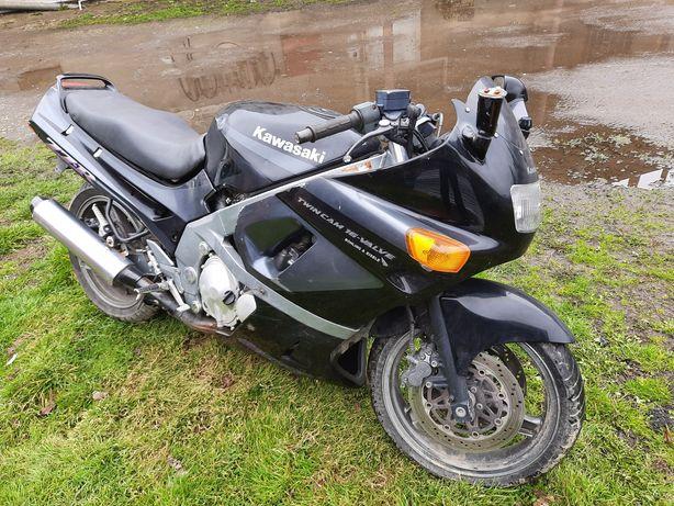 Kawasaki ZZR 600 Części
