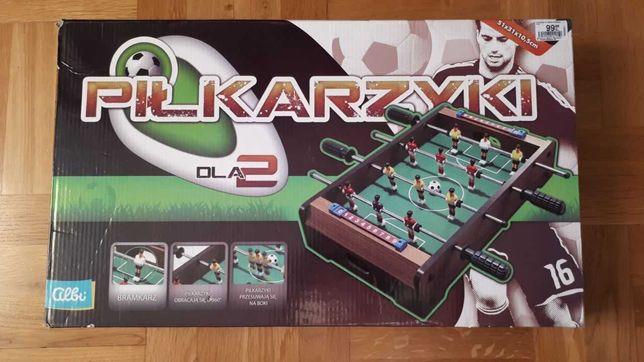 Zabawkowy stół do piłkarzyków dla dzieci (ZAREZERWOWANE)