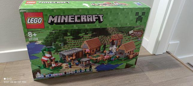Lego EXCLUSIVO 21128 Minecraft The Village