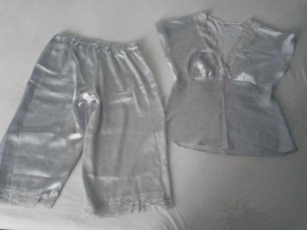 Sprzedam piżame satynową ESOTIQ