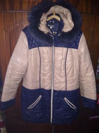 Продам зимню куртку