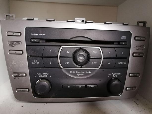 Radio fabryczne Mazda 6 gh