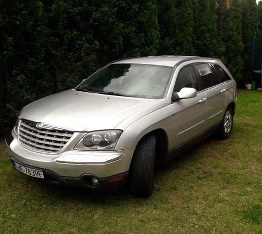 Chrysler Pacifica - 3.5 Benzyna + LPG-4x4- 2004 - defekt silnika