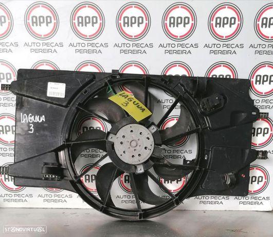 Termo ventilador Renault Laguna 3