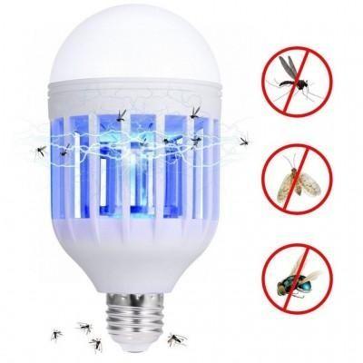 Светодиодная лампа от насекомых Zapp Light LED 15W уничтожитель комаро Кривой Рог - изображение 1
