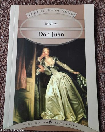 Don Juan Moliere