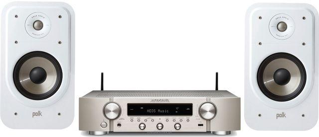 Marantz NR-1200 + Polk Audio Signature S20E - od ręki - WROCŁAW