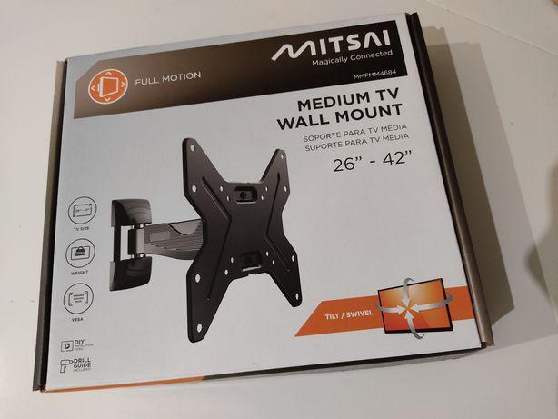 Suporte TV 42'' a 26'' - Até 25 kg