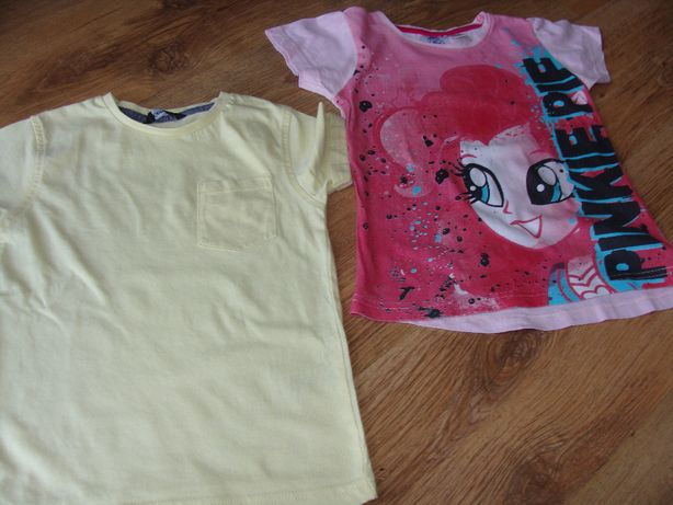 Bluzeczki George, Pony