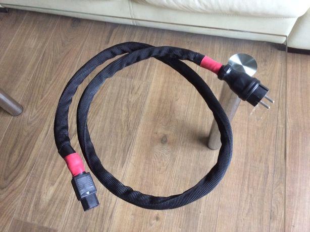 Kabel / przewód zasilający audio wysokiej jakości