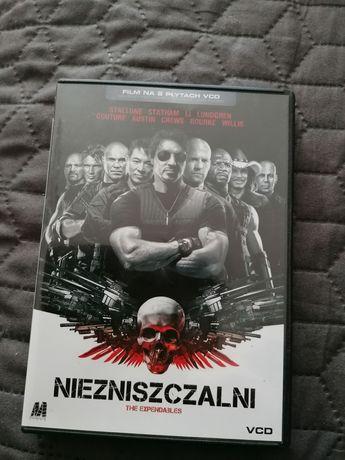DVD Niezniszczalni z Sylvestrem Stallone
