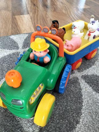 Traktor interaktywny