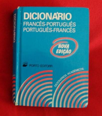 Dicionário Escolar - Francês-Português/Português-Francês
