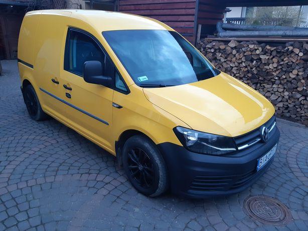 Volkswagen caddy 2.0tdi vat1 f-vat hak