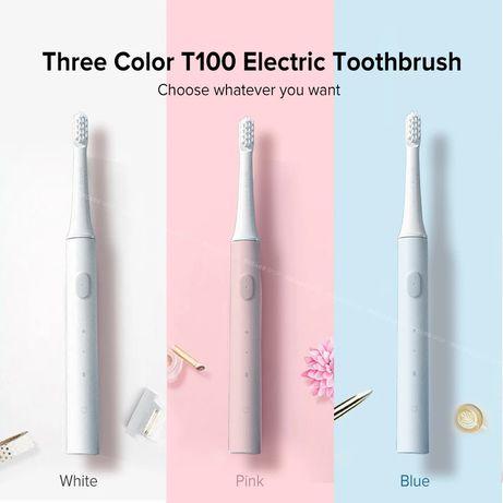 Электрическая зубная щетка Xiaomi Mijia Sonic Electric T100. Насадка
