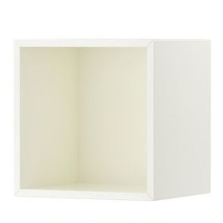 Cubo/estante Ikea Valje branco