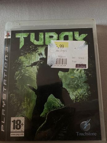 Turok jogo PlayStation 3