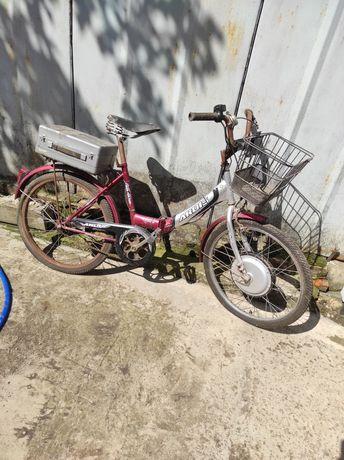 Продам электро велосипед, мотор колесо 48v 500 w