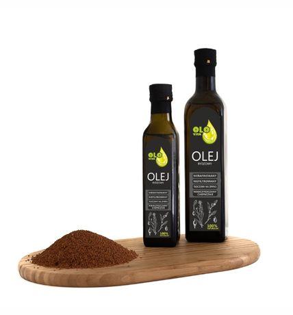 olej rydzowy tłoczony na zimno 500ml